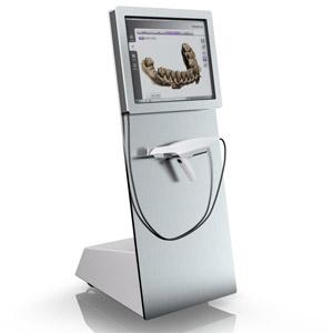 Nouveau scanner 3D du cabinet d'Orthodontie du Docteur Ponchon